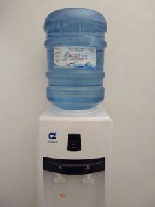 Bidon de agua de 20 litros